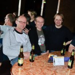 Hey Club Zürich März 2011 mit Dide Marfurt und Andi Ineichen