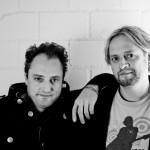 Mit Marc Gerber 2010