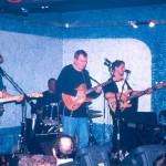 Italien Tour mit Chris Falson und Band 2001