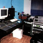 Mein Studio 1999