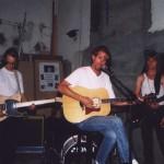 Vevey mit Chris Lizotte & Band 1995