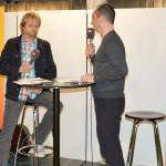 Radiointerview an der KTV Künstlerbörse 2013