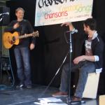 Thuner Künstlerbörse 2011 mit Christof Jaussi