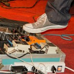 Pedals, Winterthur Esse Bar Sept. 2011