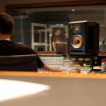 Choraufnahmen Soundlab mit Chris und Melanie